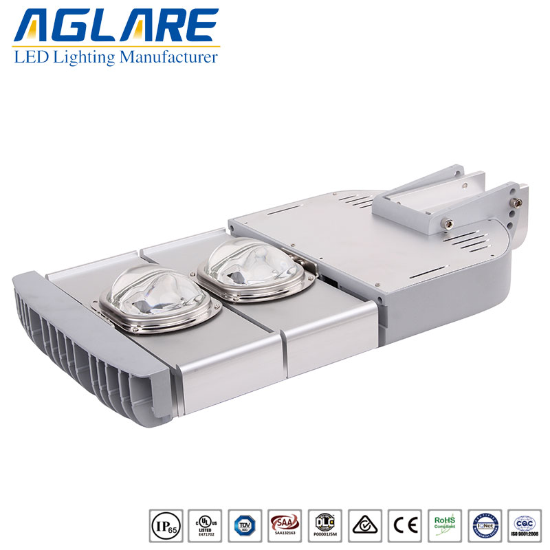 100w High performance cob led street light with go...