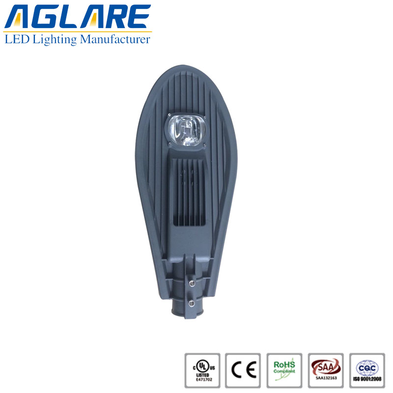 60W COB LED Street Light With BRIDGELUX Chip And M...
