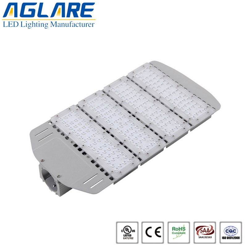 200W Ultra-thin SMD module LED street light...