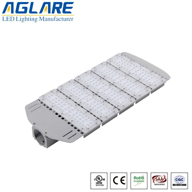 250W Ultra-thin SMD module LED street light...