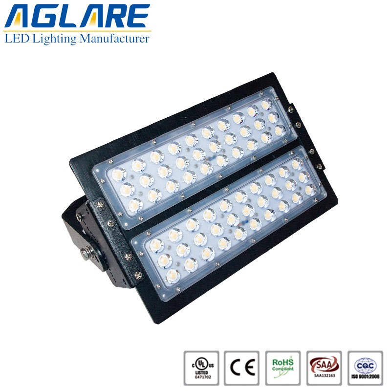 60w dmx rgb outdoor led flood light projector lamp...